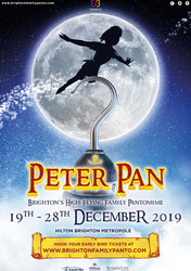Peter Pan - Brighton's Biggest Panto