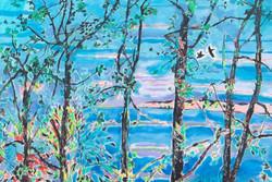 Philip Sutton Ra - His 21st Century Colours