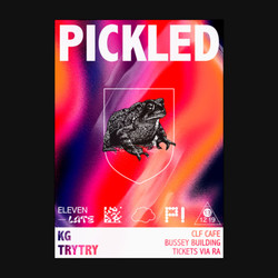 Pickled with Kg & TryTry