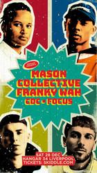 Pierjam Presents: Mason Collective, Franky Wah & More