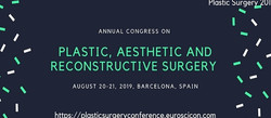 Plastic Surgery Conference 2019