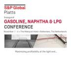Platts Inaugural Gasoline, Naphtha & Lpg Conference