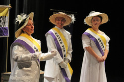 Play--the Suffragist Reenactment Society