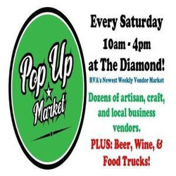 Popup Market at The Diamond