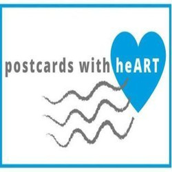 Postcards with heART