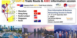 Preview: Australia Singapore Exchange Conference & Gmt+8 Trade Route