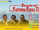 Preview Event: Secrets of Full-Time Forex Titans