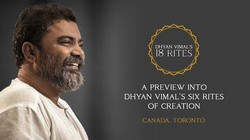Preview Into Dhyan Vimal's 6 Rites of Creation and Meditation- March 7