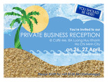 Private Business Reception