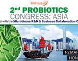 Probiotics Congress: Asia