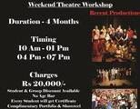 Production Oriented Weekend Theatre