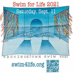 Provincetown Swim for Life and Paddler Flotilla