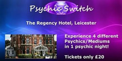Psychic Switch - Leicester