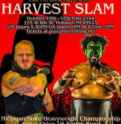 Pure Pro Wrestling: Harvest Slam w/ Kongo Kong