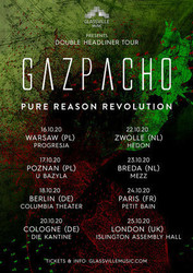 Pure Reason Revolution & Gazpacho at Islington Assembly Hall