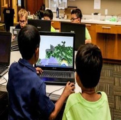 Real Time Minecraft Class