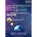 Qa With George Kavassilas: The Investigation Deepens (Live Webinar)