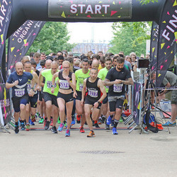 Queen Elizabeth Olympic Park 10k - Saturday 1 August 2020