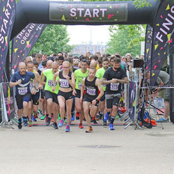Queen Elizabeth Olympic Park 10k - Saturday 1 May 2021
