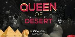 Queen of desert egypt festival
