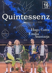 Quintessenz: album release show Live at Half Moon Putney Thurs 16th January