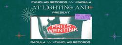 Radula Milano & Funclab Records pres. Frits Wentink