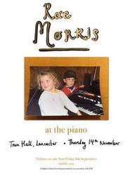 Rae Morris on the Piano
