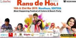Rang De Holi 2019