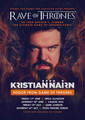 Rave Of Thrones: Glasgow with Kristian Nairn (Hodor)