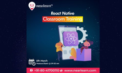 React Ntaive Classroom Training course in Bangalore