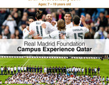 Real Madrid Foundation Campus Experience Qatar 2017