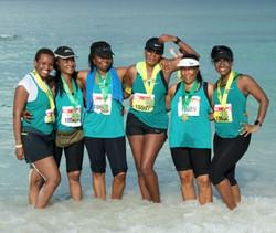 Reggae Marathon, Half Marathon & 10k, Negril - Jamaica 2018