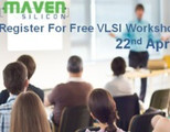 Register for Free Vlsi Workshop for Working Professionals!!!
