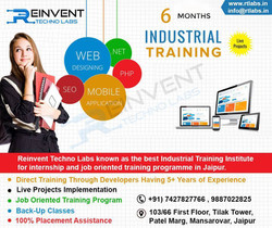 Reinvent Techno Labs Career Development Program Jaipur