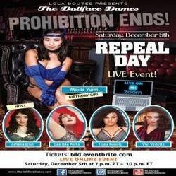 Repeal Day with The Dollface Dames