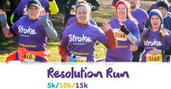 Resolution Run Belfast 2019 5k/10k