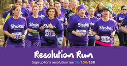 Resolution Run Jersey 2019 5k/10k