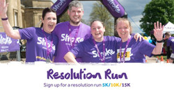 Resolution Run Leeds 2019 5k/10k/15k