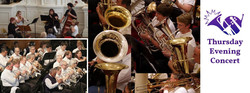 Resounding Joy, a 26th Moravian Music Festival Concert of Brass Music from around the world