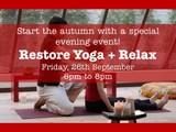 Restore + Relax