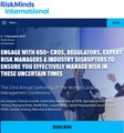 Riskminds International - Credit Risk, Market Risk and Frtb, Operational Risk