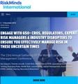 Riskminds International - Credit Risk, Market Risk and Frtb, Operational Risk