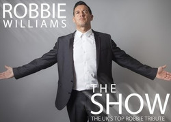 Robbie Williams Experience - Dinner and Show