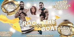 Rock The Boat MenXclusive Winter White Party 18 Apr