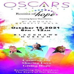Rooms of Hope Gala - Oscars Gone Live...8th Annual!