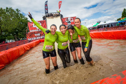 Rugged Maniac 5k Obstacle Race - Calgary