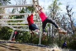 Rugged Maniac 5k Obstacle Race, Oklahoma City, Ok - May 2020