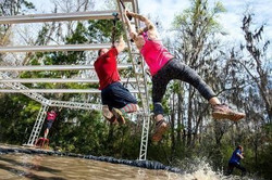 Rugged Maniac 5k Obstacle Race, Vancouver - July 2019