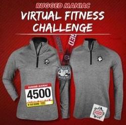 Rugged Maniac Virtual Fitness Challenge
