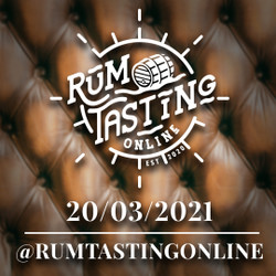 Rum Tasting Online with Ian Burrell (Channel 4) and Duppy Share and more